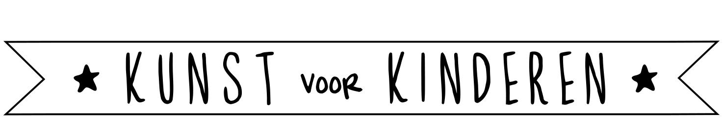 Logo Kunst voor kinderen